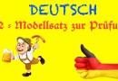 Giới thiệu mẫu đề thi cho trình độ B2 tiếng Đức