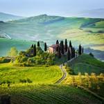 Tuscany du ký