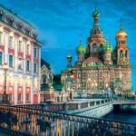 Du lịch châu Âu phần 3: Nước Nga – Sankt Peterburg