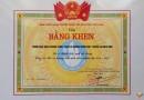 BnF nhận bằng khen của TW Hội SVVN Việt Nam