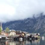 Hallstatt- Xứ sở kỳ diệu của ngày mưa