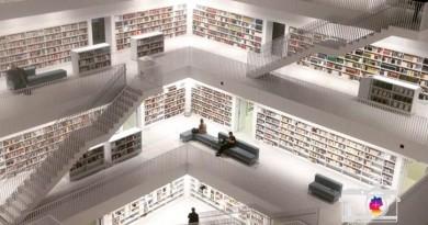 Thư viện Đại học Stuttgart