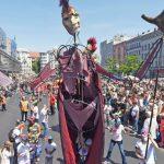 Lễ hội văn hóa ở Berlin