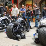 Ngày hội mô tô Harley của Hamburg