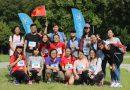 Jenaer Stifterlauf 2016 (Jena Charity Run) cùng Hội SVVN tại Jena