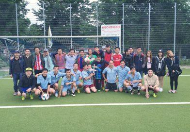 FC Biển Đông vô địch giải quốc tế Hamburg Summer 2016 (sân 11 người)