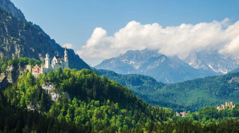 10 điểm đến tuyệt vời ở miền Nam nước Đức