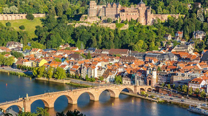 Du lịch Heidelberg – Thành phố cổ