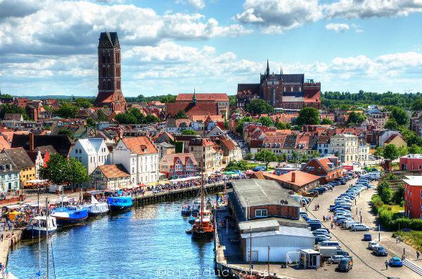 Top 10 thị trấn của Đức bạn chưa từng nghe tới
