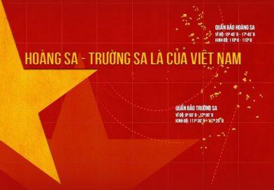 Thanh niên, sinh viên Việt Nam ở nước ngoài với nhiệm vụ bảo vệ chủ quyền biển, đảo Việt Nam