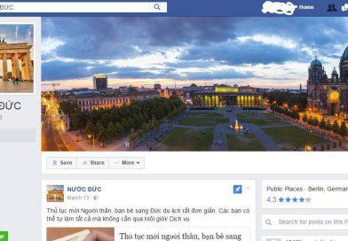 Sự thật về Page và website nước Đức