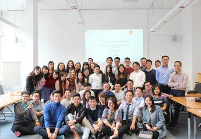 Họp báo giới thiệu Hội trại hè thanh niên sinh viên Việt Nam tại CHLB Đức năm 2017 (SiviDuc 2017)