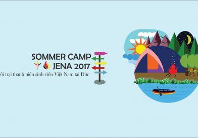 Hội trại Sividuc – Sommer Camp Jena 2017