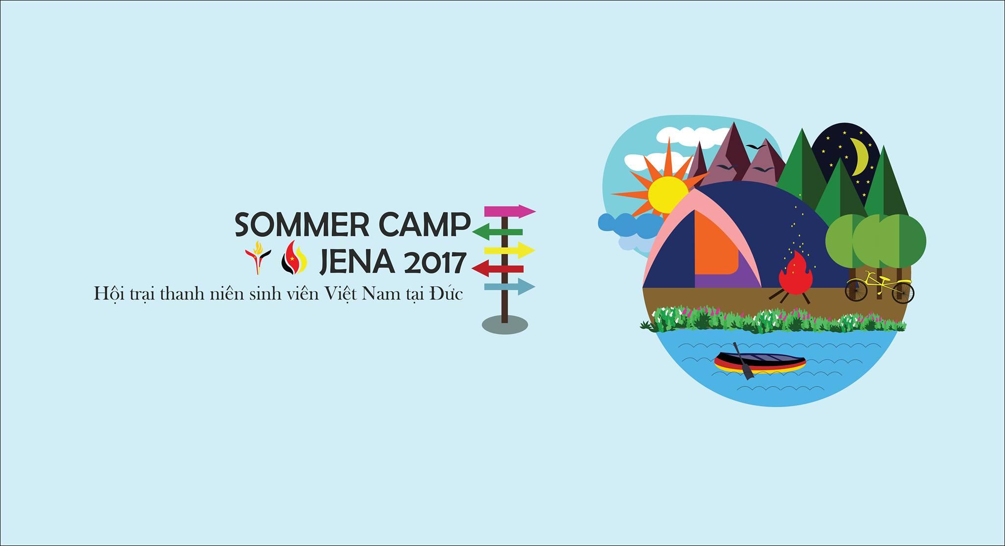 Hội trại Sividuc - Sommer Camp Jena 2017