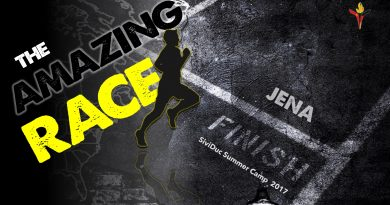 Jena amazing race 2017