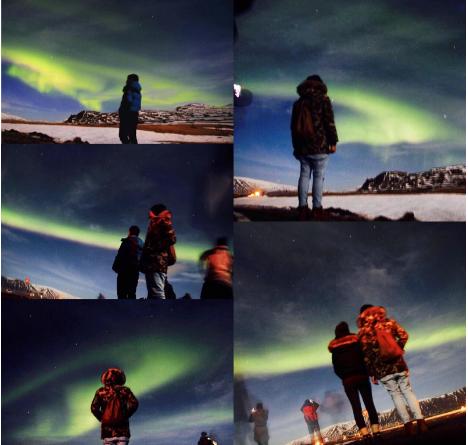 Đến Iceland để săn cực quang