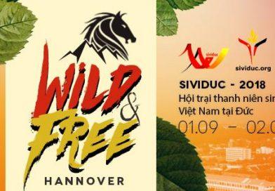 Hội trại SiviDuc – Hannover – Wild and Free 2018