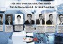Hội thảo Thời đại Công nghiệp 4.0 – Cơ hội & Thách thức