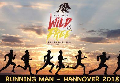 Hannover Running Man Sividuc 2018