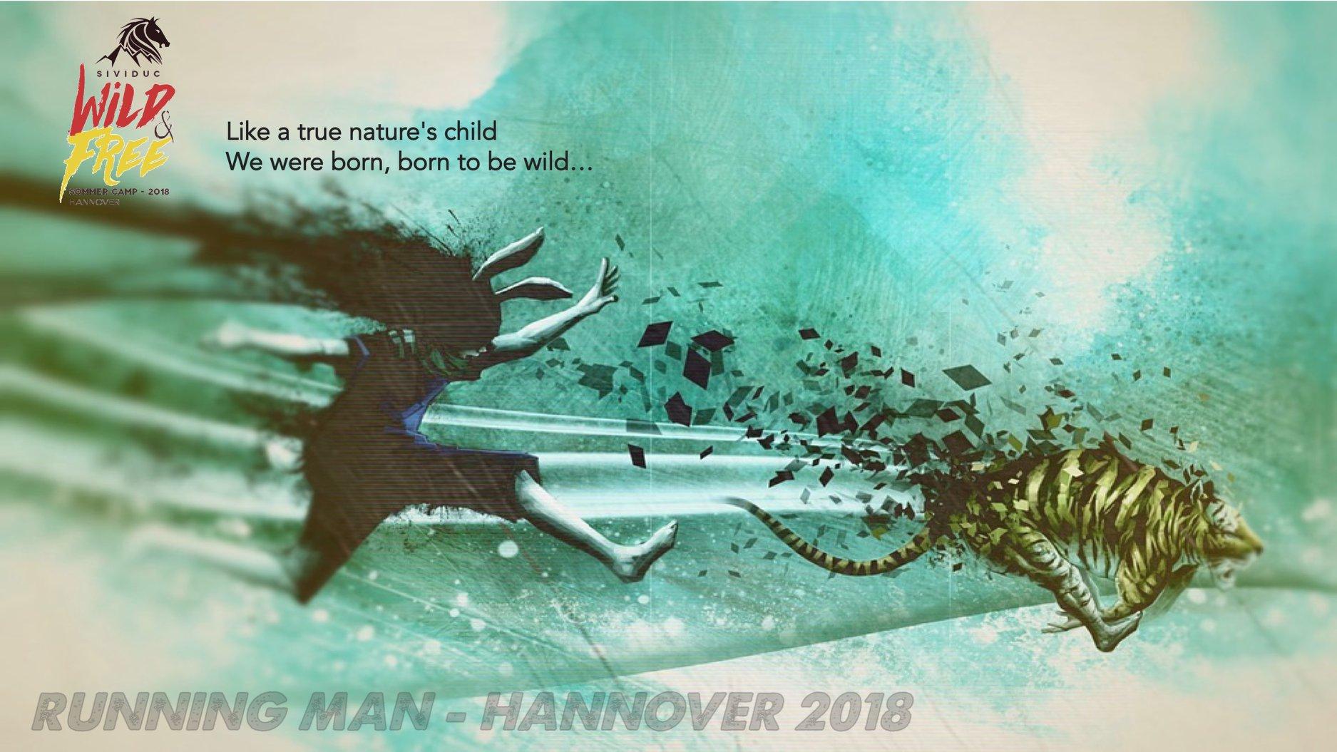 Runningman của Thành Phố Hannover