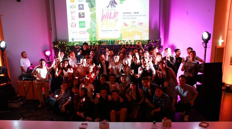 Thông Cáo Báo Chí và lời cảm ơn của Ban tổ chức Hội trại thanh niên và sinh viên Việt Nam tại CHLB Đức SiviDuc 2018