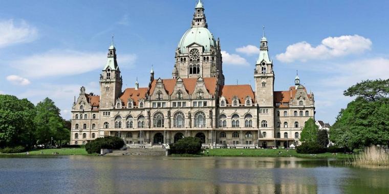 Thành Phố Hannover cổ kính